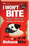 Best Dog Muzzles - Mikki Dog Friendly Training Muzzle Easy Fit Review