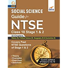 Social Science Guide for NTSE Class 10 Stage 1 & 2