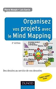 Organisez vos projets avec le Mind Mapping - 2e éd : Des dessins au service de vos desseins (Documents) par [Mongin, Pierre, Garcia, Luis]