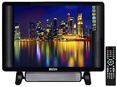 Bush 43.18 cm (17) HD Ready LED TV with In-Built SOUNDBAR