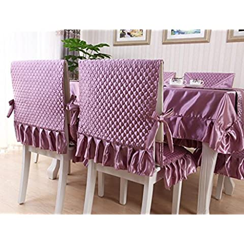 WEISHENMEN Tavolo e sedia set (1 posti + un coperchio posteriore) BULAIDANZI