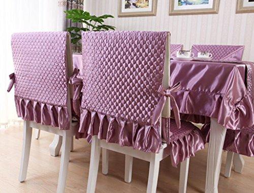 LXGAO,HASHU®,WEISHENMEN Tavolo e sedia set (1 posti + un coperchio posteriore) BULAIDANZI