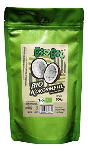 BioBil - Bio Kokosmehl 500g kbA