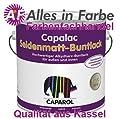Caparol Capalac Seidenmatt Buntlack 375ml RAL 9002 Grauweiß von Caparol - TapetenShop