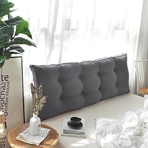 Cuscino sul comodino cuscino del divano cuscino lungo cuscino per la testata del letto,c-200 * 50cm