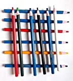 #9: Trendz Handpicked Extra Smooth and Soft Tailoring, Sewing Marker Pencils - Self Peel and Dust Free Marker Pencils - Set of 12.