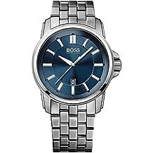 Boss 1513044 - Reloj , correa de acero inoxidable color plateado