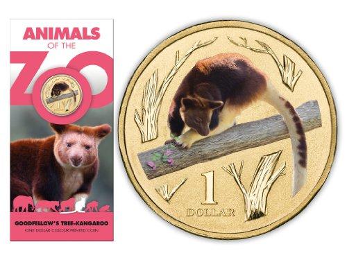 150-year-of-melbourne-zoo-aud-1-australian-dollar-animals-of-the-zoo-goodfellows-tree-kangaroo-2012-