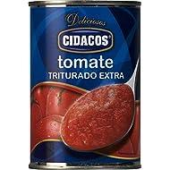 Cidacos Tomate Triturado Extra - 400 g