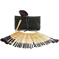 Abody Professionale Make Up Set - 32 PCS Trucco Cosmetica Spazzole di Trucco Set Pennelli ,Buon Regalo della Festa
