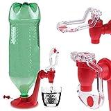 Smartlife Magic Tap Saver - Dispenser per bottiglie di Coca-Cola a testa in giù, distributore di acqua potabile, per feste, utensile da cucina, dispenser per bibite
