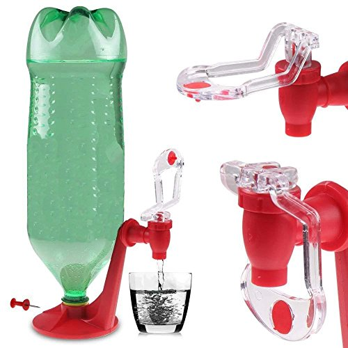 smartlife Magic Tippen Saver Soda Spender Flasche Coke Upside Down Trinkwasser verzichten Party Bar Küche Gadgets Drink Maschinen