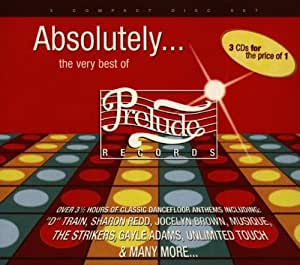The Very Best Of Prelude