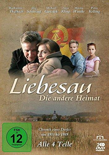 dvd tannbach Liebesau - Die andere Heimat - Alle 4 Teile (Fernsehjuwelen) (2 DVDs)