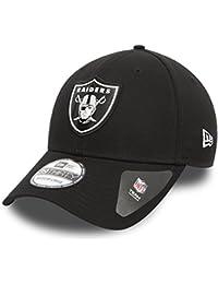 New Era - NFL Oakland Raiders Stretch Logo Weld 39Thirty Cap - black