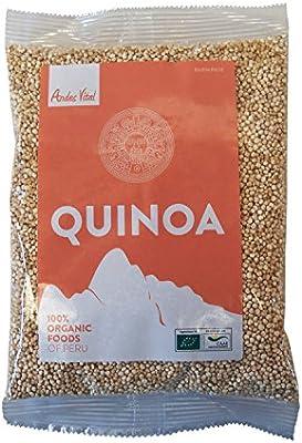 Quinoa organica ecologica blanca 250g