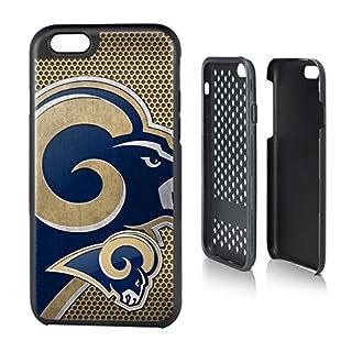 Hoot² NFL Los Angeles Rams 7Dual Schutz Phone Case, schwarz, iPhone 7