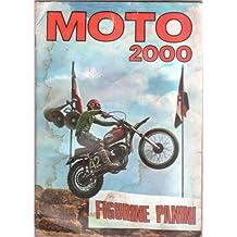MOTO 2000 ALBUM FIGURINE PANINI 1974