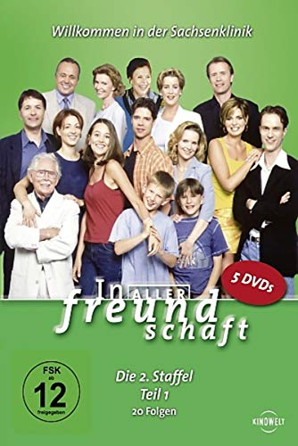 Staffel 2, Teil 1 (5 DVDs)