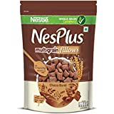 Nestlé NesPlus Breakfast Cereal, Multigrain Fillows – Choco-Burst, 250g Pouch