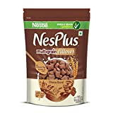 #4: Nestle NesPlus Breakfast Cereal, Multigrain Fillows – Choco-Burst, 250 Grams