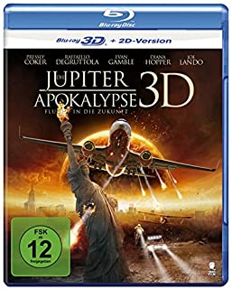 Die Jupiter Apokalypse - Flucht in die Zukunft [3D Blu-ray + 2D Version]