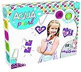 Unbekannt Aladine 47015 - Aqua Pearl Set Schmuck Bastelset
