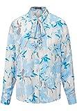 BASLER Damen Bluse Bluse mit Hemdkragen Knopf