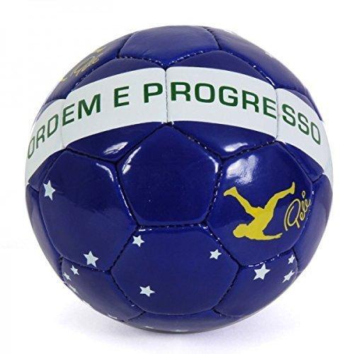 CT Pele Fussball Brasilien Fussball Sport Freizeit Ball Fußball -