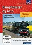 Dampflokstar 03 1010 - Paradepferd der Reichsbahn