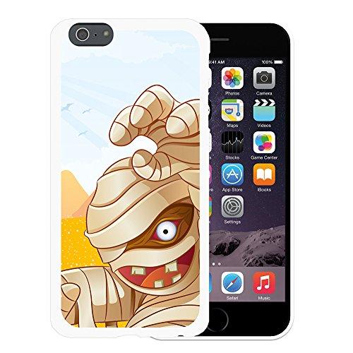 iPhone 6 Plus | 6S Plus Hülle, WoowCase Handyhülle Silikon für [ iPhone 6 Plus | 6S Plus ] Buddha Handytasche Handy Cover Case Schutzhülle Flexible TPU - Transparent Housse Gel iPhone 6 Plus | 6S Plus Transparent D0031
