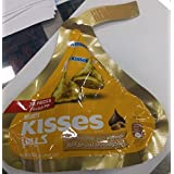 Hershey's Kisses Milk Chocolate With Almonds 33 Pcs, 150g