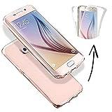 FINOO ® | Samsung Galaxy S7 Edge Komplettschutz Vorne