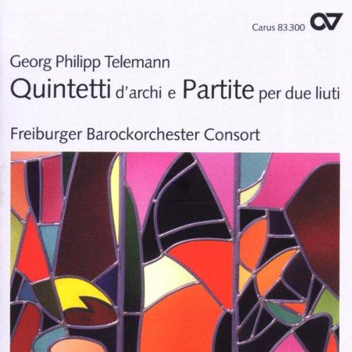 Preisvergleich Produktbild Kammermusik (Werke für Lauten und Streicher)