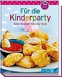 Für die Kinderparty (Minikochbuch): Tolle Rezept-Hits für Kids (Minikochbuch Relaunch)