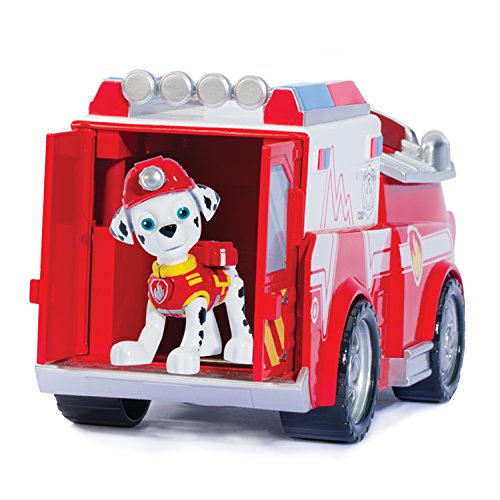 Paw Patrol Rescue Marshall Spin Master 6027646