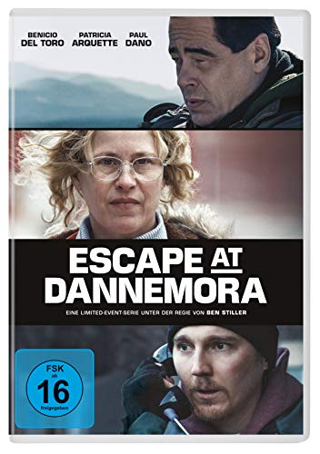 Escape at Dannemora [3 DVDs]
