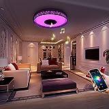 iLifeSmart LED Deckenleuchte Dimmbar Farbwechsel 4160Lumens mit Bluetooth Lautsprecher APP Fernbedienung für Schlafzimmer, Wohnzimmer Vergleich