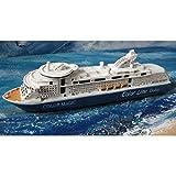 Modellschiff MS Color Magic Miniatur Schiff Kiel Oslo Länge: 18cm