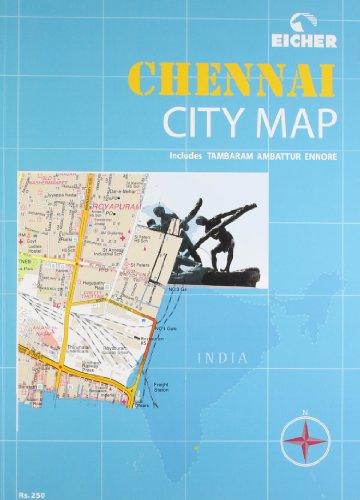 Chennai City Map