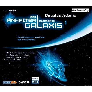Per Anhalter durch die Galaxis 1: Per Anhalter durch die Galaxis - Das Restaurant am Ende des Universums