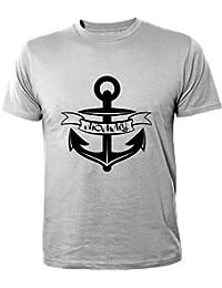 Mister Merchandise Homme Cool Chemise T-Shirt Sailor Love