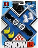 X Games BURTON Snowboard Bullet board wi...