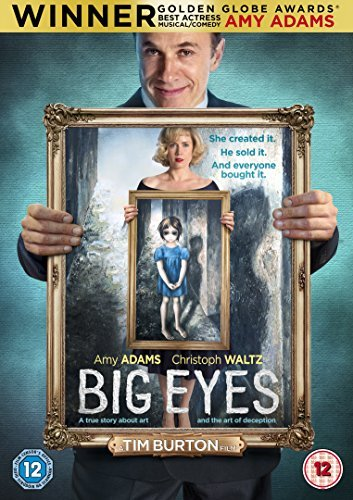Big Eyes [DVD] by Amy Adams