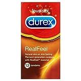Durex Real Feel Condoms - Pack of 12