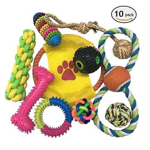 10-PCs-Juguetes-del-Perro-Juguetes-del-Animal-Domstico-Chirriador-Juguetes-Duraderos-de-la-Secuencia-Masticar-Juguetes-Adecuado-para-Perros-Pequeos-y-Medianos