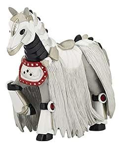 Papo - 70117 - Figurine - Cyberknight Horse Warrior