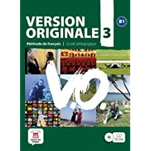 Version Originale: Guide Pedagogique CD-Rom 3