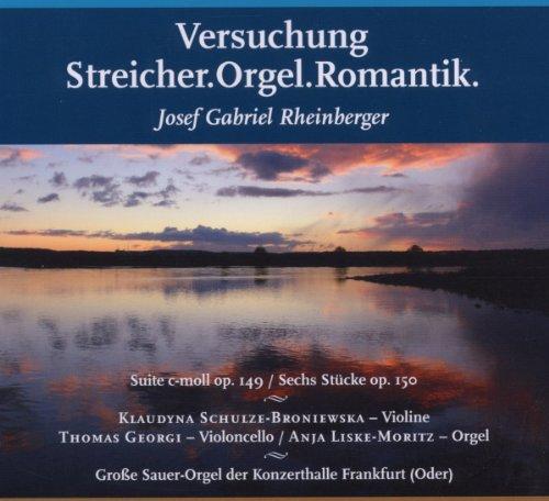 Versuchung-Streicher.Orgel.Romantik