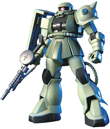 MS-06 Zaku II Mass Production Type GUNPLA HGUC High Grade Gundam 1/144